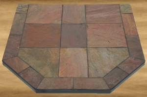 Diamond Natural Bronze Slate