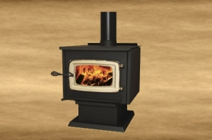 Model 2400BDS Wood Stove