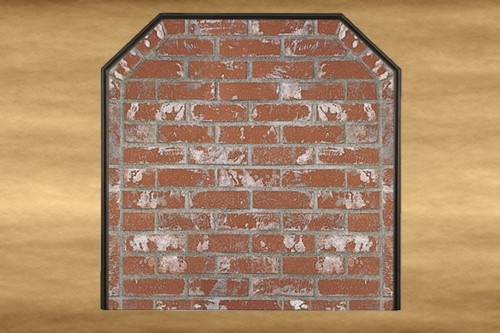 Pelletstove Hearth Pads Pelletstoves Heathpads Used Brick