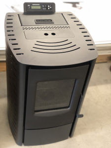 Pellet Stove  The Mini